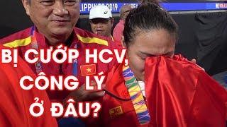 Cận cảnh BTC SEA Games 30 thay đổi kết quả, Nguyễn Thị Vân khóc nức nở khi mất trắng HCV cử tạ