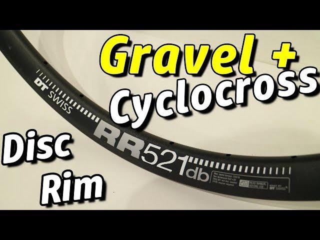 Видео Обод DT Swiss RR 521 29X22 DISK BRAKE 32