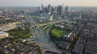 Dallas by Drone 8-4-2017