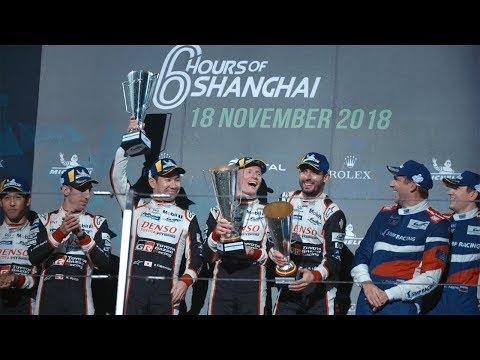 2018 WEC Shanghai - Race Review