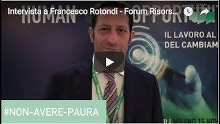 Youtube: Intervista al Prof. Avv. Francesco Rotondi | LabLaw | HUMAN + ORGANIZATION | Forum Risorse Umane 2018