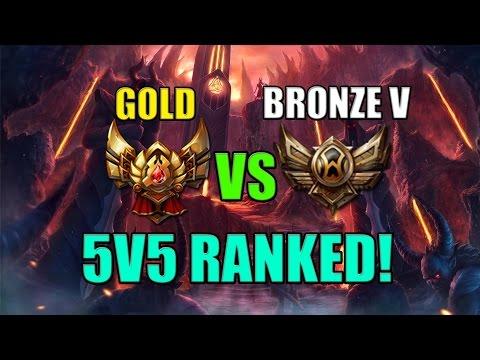 League of Legends - Vítajte v Bronze V! SvK/Cz