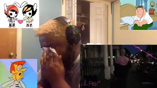 This Is So Hard To Watch He Makes Me Cry Again  4 GOLD CHAINS Ft. Clams Casino (Reaction)