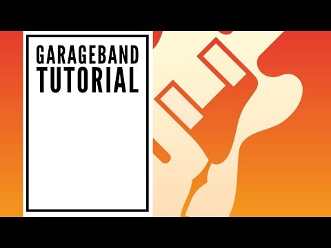 How Does GarageBand For iPad Work Tutorial For Beginners 2017