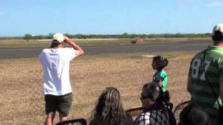 AIRSHOW CRASH CAF / South Texas - March 12, 2011 - Hinojosa