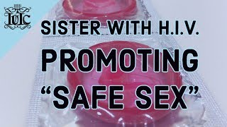 "The Israelites: Sister With HIV Promotes ""Safe Sex"" Condoms And Christians Confounded!!!"