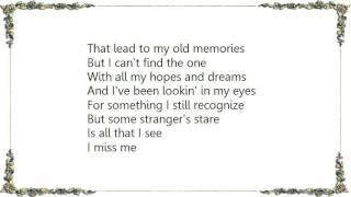 Brad Cotter - I Miss Me Lyrics
