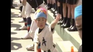 福井工大福井 ちびっこ応援団「かいじ君」2016年選抜での勇姿