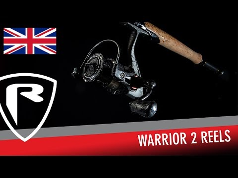 Fox Rage Warrior 2 fd Reels Orsó videó