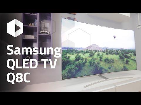 Review Samsung QLED TV Q8C. Análisis en español