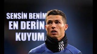 Cristiano Ronaldo ►Sensin Benim En Derin Kuyum - Crazy Skills Showᴴᴰ -2017