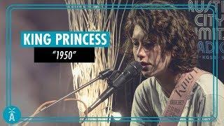"King Princess ""1950"" [LIVE Performance] | Austin City Limits Radio"