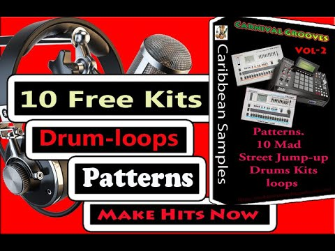 Buy Any Construction Kits, And Get This- 10 Drums Kits For Free?