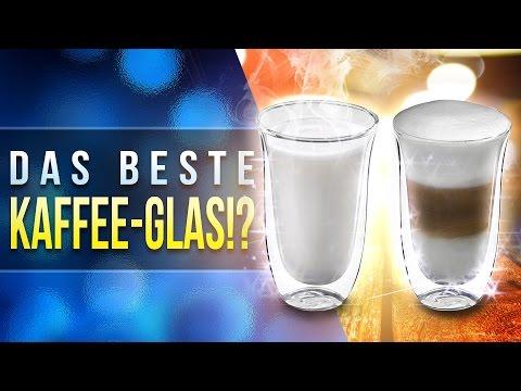 Doppelwandige Latte Macchiato Gläser im Test - Das BESTE Kaffeeglas!?
