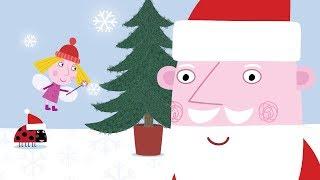 Ben E Holly Italiano 🎁 Natale: La Fabbrica Degli Elfi  🎁 Collezione Italiano - Cartoni Animati
