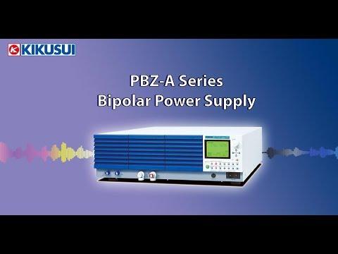 PBZ-A Bipolar Power Supply