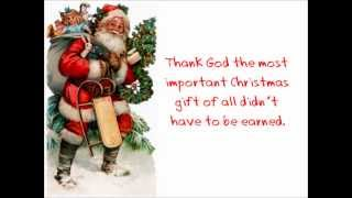 Santa Claus Is Coming to Town - Traditional with Lyrics