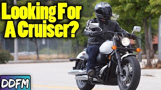 5 Best Beginner Cruiser Motorcycles For New Motorcycle Riders