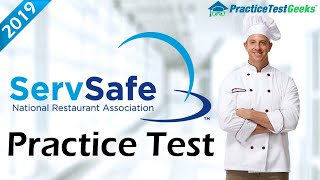 ServSafe Food Handler & Food Safety Practice Test 2019