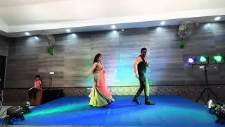 Ve Maahi - Sweet Couple Dance | Sangeet Performance | Wedding Dance