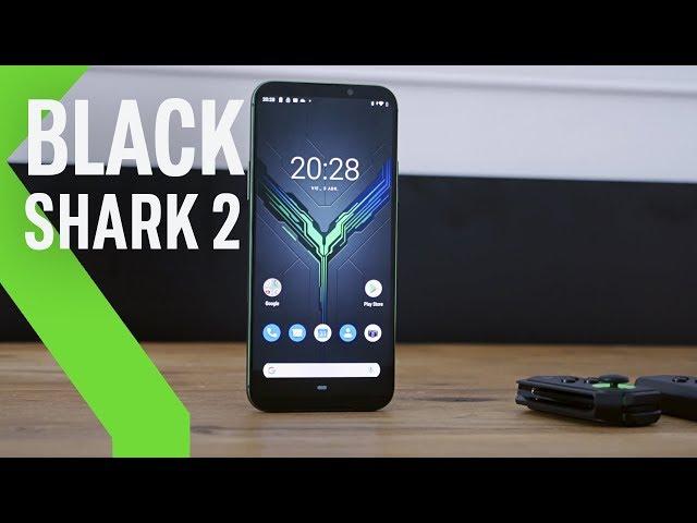 Black Shark 2, Review: MÁS CERCA de las VIDEOCONSOLAS PORTÁTILES
