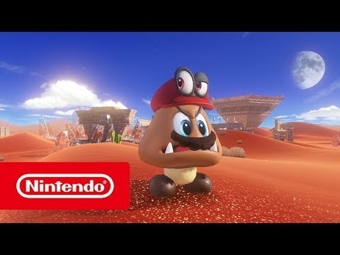 Trailer - Super Mario Odyssey