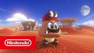 Super Mario Odyssey - Bande-annonce de l'E3 2017 (Nintendo Switch)