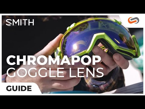 SMITH ChromaPop Goggle Lens Guide | SportRx.com