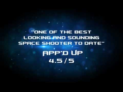 Video of SCAWAR Arcade Space Shooter