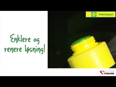 John Deere Smørefett Lube-Shuttle premium 24pk - film på YouTube