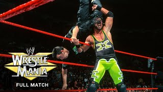 FULL MATCH: Shane McMahon vs. X-Pac – European Title Match: WrestleMania XV