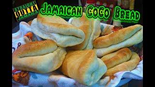 How To Make Jamaican Coco Bread ~coco Bread Recipe