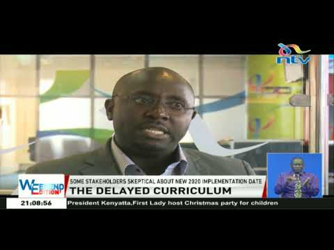 Poor consultations, lack of training, lack of resources behind  delay in new curriculum roll out