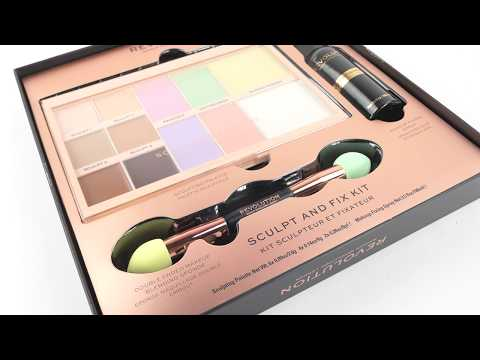 Makeup Revolution Makeup Revolution Sculpt & Fix Kit