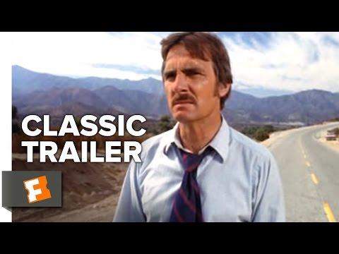 Duel  (1971) Official Trailer - Dennis Weaver, Steven Spielberg Thriller Movie HD
