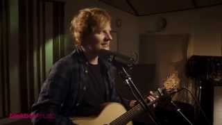 The Man by Ed Sheeran - EXCLUSIVE Live Session