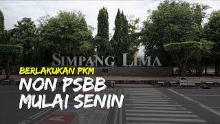 Kota Semarang akan Berlakukan PKM Non PSBB Mulai Senin, Berikut Ketentuan yang Perlu Diperhatikan