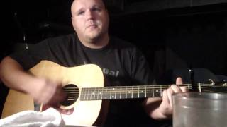 Jamey Johnson - She's All Lady (Cover)