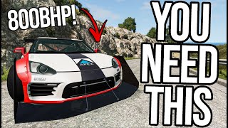 Here's Why You NEED To Give BeamNG Another Chance