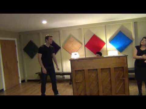 Robin Cotton Cobb - Vocal Coach Male Student Coaching Video