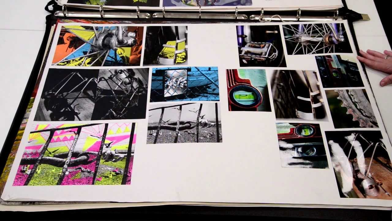 Portfolio showcase part 1