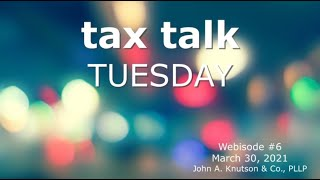 Tax Talk Tuesday: Should You File a Joint Return?