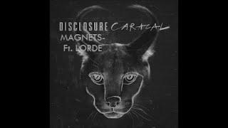 Disclosure-Magnets Ft. Lorde: Lyrics