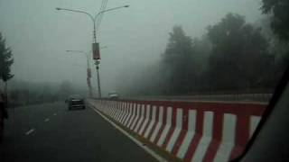 preview picture of video 'Dhaka, Bangladesh Driving on Airport Road'