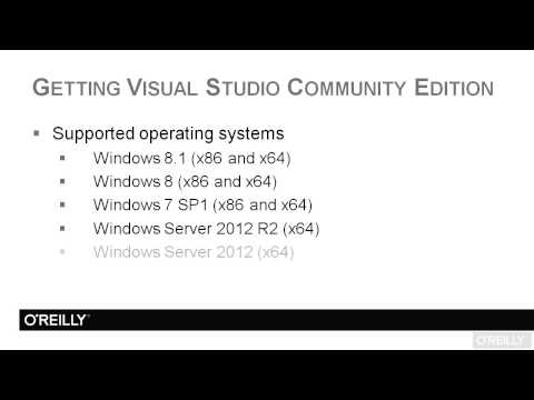 Programming in Microsoft C# - Exam 70-483 Tutorial | Getting Visual ...