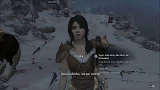 Skyrim Xbox 360 Mod Sofia Follower PT-BR para RGH/JTAG