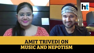 Amit Trivedi on music, nepotism and working with Sushant Singh Rajput  IMAGES, GIF, ANIMATED GIF, WALLPAPER, STICKER FOR WHATSAPP & FACEBOOK