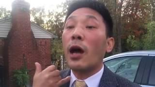 洪宽推墙149:赵岩撕逼,与郭粉拥习 2017年11月10日