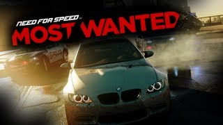 NFS01 - Need For Speed: Most Wanted!