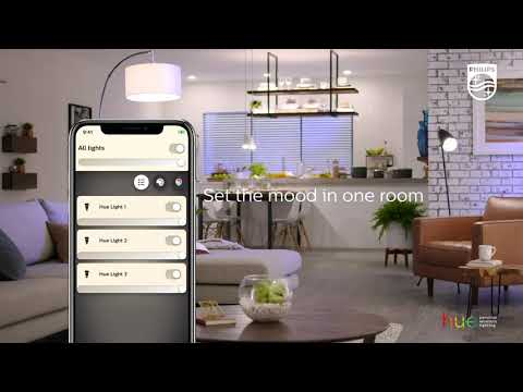 Philips Hue creates the perfect Ambiance